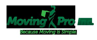 Moving Pro Inc.